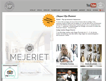 Tablet Preview of hotelplesner.dk